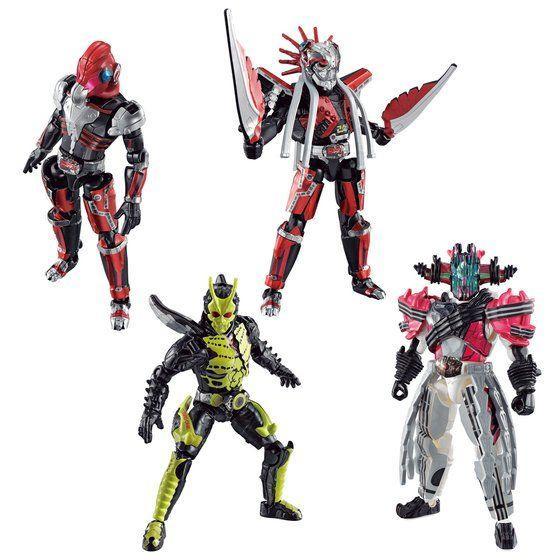 「SO-DO 仮面ライダーセイバー第1弾」が9月発売