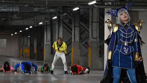 『魔進戦隊キラメイジャー』第26話「アローな武器にしてくれ」