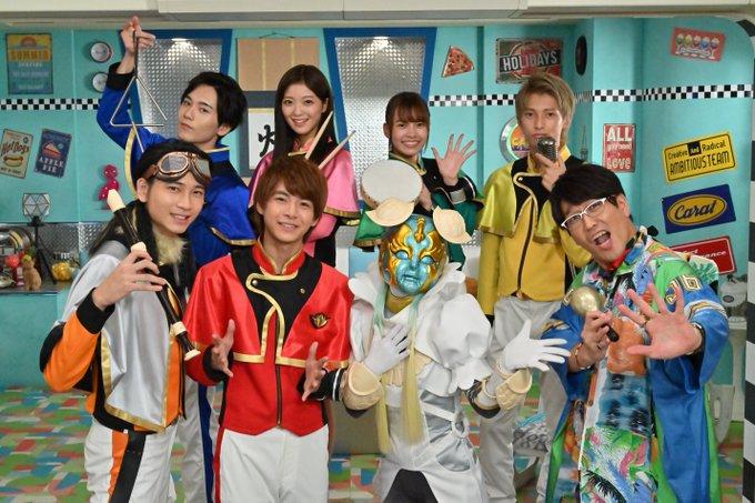 『魔進戦隊キラメイジャー』9月13日から9週連続エンディングがキャラソンに!マブシーナ→キラメイバンド→5人→博多南→宝路