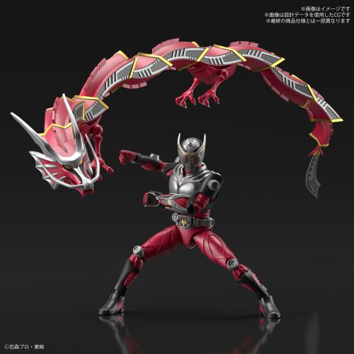 「Figure-rise Standard 仮面ライダー龍騎」と「Figure-rise Standard 仮面ライダーアギト」の商品化も発表