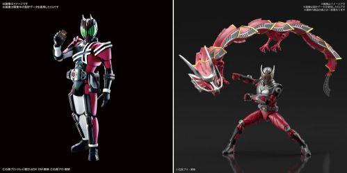 「Figure-rise Standard 仮面ライダーディケイド」が12月発売&近日一般予約開始!龍騎とアギトもプラモ商品化決定!