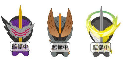 仮面ライダーセイバー「Chibiぬいぐるみ」に9月発売「セイバー、ブレイズ」12月発売「カリバー、バスター、エスパーダ」が登場!