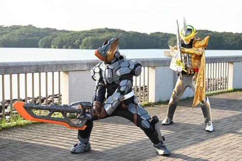『仮面ライダーセイバー』第5章「我が友、雷の剣士につき。」