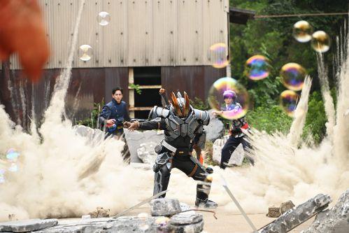 『仮面ライダーセイバー』第3章「父であり、剣士。」