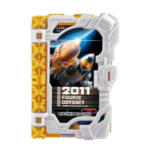 仮面ライダーセイバー「DX2011 フォーゼオデッセイワンダーライドブック」が11月下旬発売