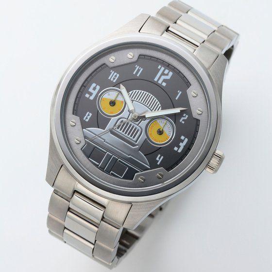 『ウルトラマンZ』セブンガーモデルの腕時計が登場!目と時分針が暗所で光る!