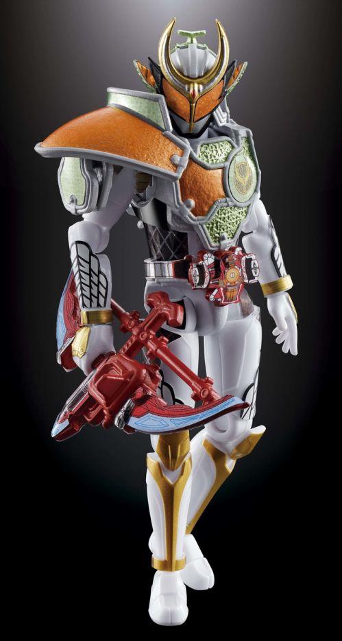 「SO-DO CHRONICLE 仮面ライダー鎧武2」が2月発売決定&10/20より予約開始