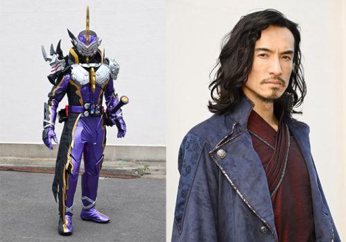 『仮面ライダーセイバー』に唐橋充さんがエスパーダの父・富加宮隼人役で出演