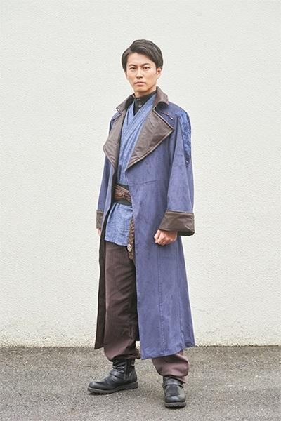 『仮面ライダーセイバー』第7章に先代の水の剣士役でボウケンブルー・三上真史さんが出演