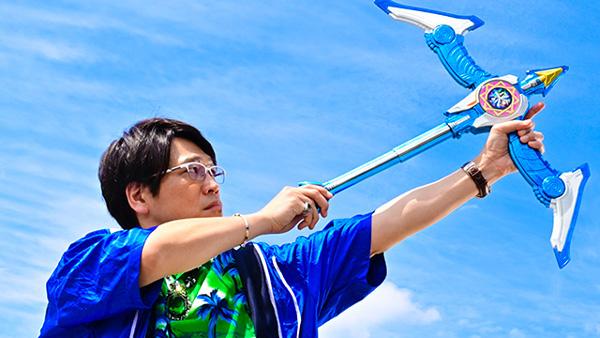 『魔進戦隊キラメイジャー』エピソード30「誇り高き超戦士」