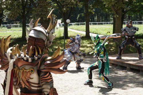 『仮面ライダーセイバー』第7話「王の剣、アヴァロンにあり。」