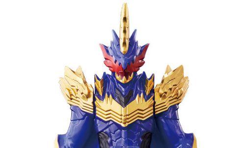 「ライダーヒーローシリーズ04 仮面ライダーカリバー ジャオウドラゴン」が11月21日発売