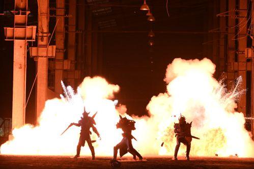 『仮面ライダーセイバー』先代炎の剣士の名前は上條大地!第10章でついにカリバーの正体が明らかに&重大発表も!