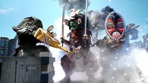 『魔進戦隊キラメイジャー』第33話「巨獣パニック大激突!」