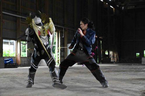 『仮面ライダーセイバー』第10章「交わる剣と、交差する想い。」