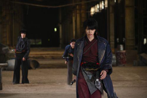 『仮面ライダーセイバー』第10話「交わる剣と、交差する想い。」