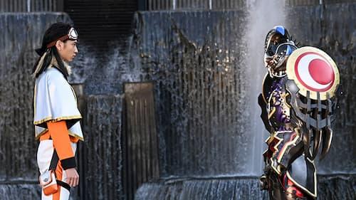 『魔進戦隊キラメイジャー』第38話「叔父の月を見ている」