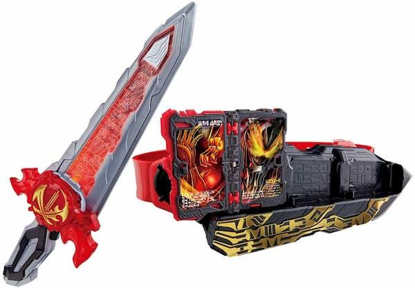 仮面ライダーセイバー「変身ベルト DX聖剣ソードライバー」がAmazonで3,981円