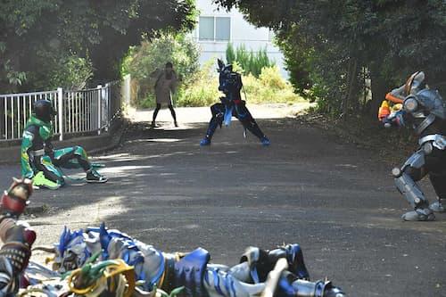 『仮面ライダーセイバー』第14話「この思い、剣に宿して。」あ