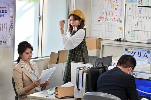 『仮面ライダーセイバー』第16話に長谷部瞳さんが白井ゆき役で出演