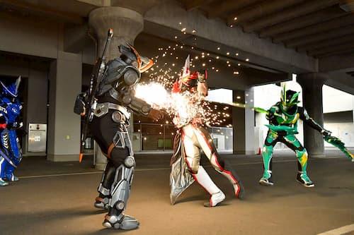 『仮面ライダーセイバー』第16話「世界を救う、一筋の光。」