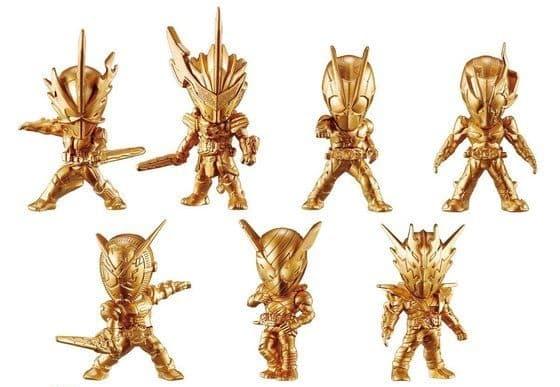 「仮面ライダーゴールドフィギュア04」が5月発売!仮面ライダーセイバー ブレイブドラゴン、ブレイズ キングライオン大戦記ほか全16種