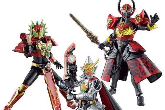「SO-DO CHRONICLE 仮面ライダー鎧武3」が受注開始!鎧武 極アームズ、ロードバロン、龍玄・黄泉 ヨモツヘグリアームズが完成!