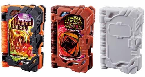 仮面ライダーセイバー「サイコウギアコレクション」が1月第5週発売!ブックゲートやブランクのワンダーライドブックが登場!