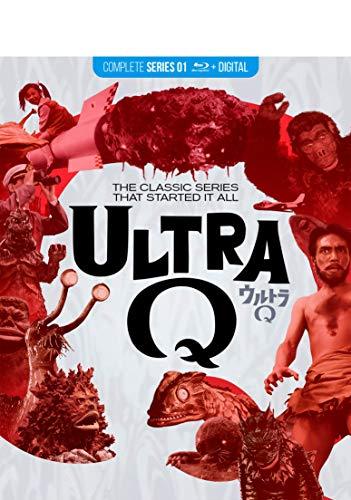『ウルトラQ』4Kリマスター版が3月29日よりBSプレミアムで放送開始!BS4Kでも同日再放送!