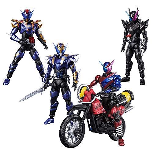 「SHODO-X 仮面ライダー12」仮面ライダービルド弾