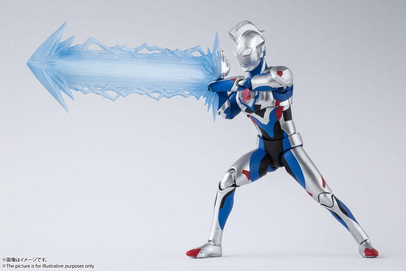ウルトラマンZ「S.H.Figuarts ウルトラマンゼット オリジナル」が16時予約開始!ゼスティウム光線エフェクト付属!