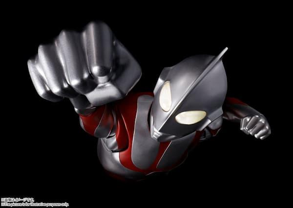 シン・ウルトラマン「DYNACTION ウルトラマン」が16時予約開始!発光ギミック&巨大アクションフィギュア