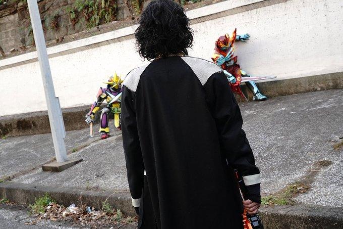 『仮面ライダーセイバー』第34話で仮面ライダーファルシオン/バハトが復活!谷口賢志さんがゴーゴーファイブ以来のニチアサ登場