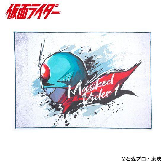 仮面ライダー1号 POPアート タオル