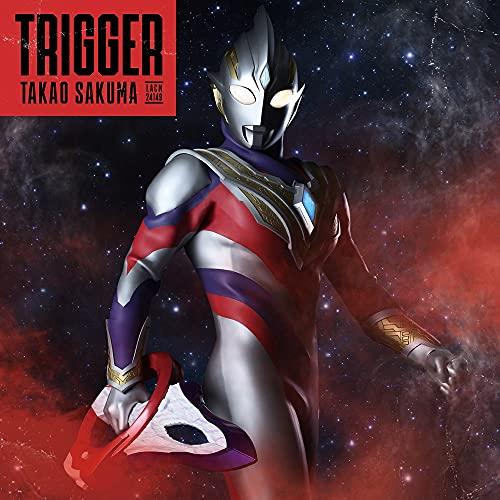 『ウルトラマントリガー』第1クールOPテーマ「Trigger」とED「なないろのたね」のCDジャケットが公開!MVにトリガー登場!