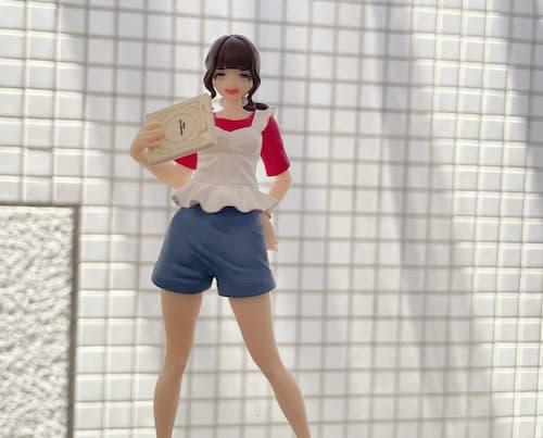 『仮面ライダーセイバー』芽依ちゃんのフィギュアがガシャポンオンラインで7月26日から発売