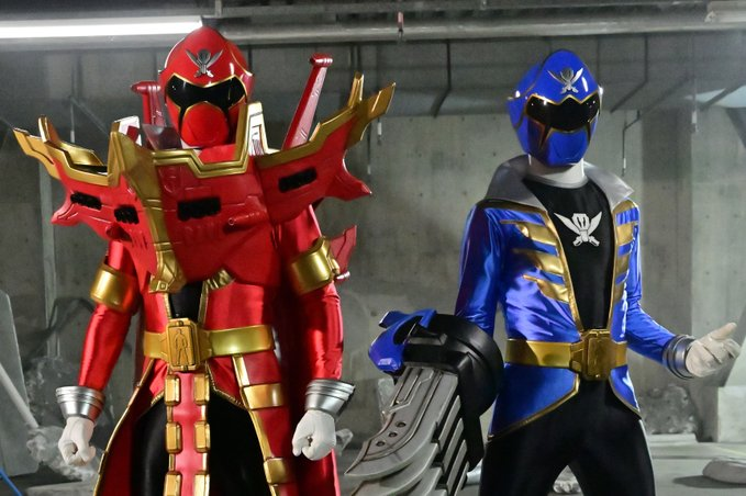 Vシネクスト『テン・ゴーカイジャー』特報に新衣装の6人&衝撃のマーベラスの姿が!強化フォーム「クロスアーマーモード」登場!