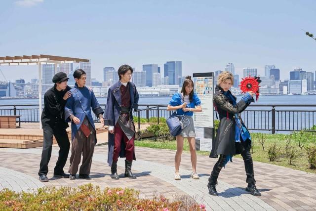 『仮面ライダーセイバー』特別章 映画公開合体SP「界賊来たりて、交わる世界。」