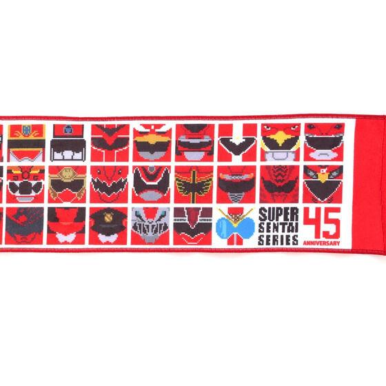 機界戦隊ゼンカイジャー「五色田介人 BONBONCIEL イヤリング」2種&スーパー戦隊シリーズ 歴代ヒーローのタオルとポーチが登場