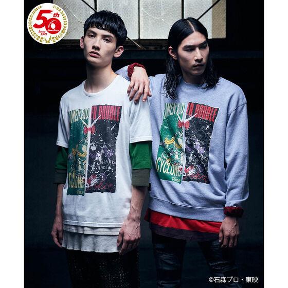 GLAMB×仮面ライダーTシャツ
