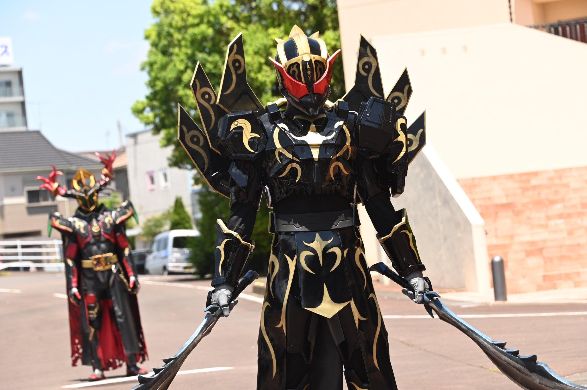 『仮面ライダーセイバー』四賢神が全盛期以上の力で蘇る!ロード・オブ・ワイズは戦斧&大剣、大鎌、ツインレイピア、二刀流で