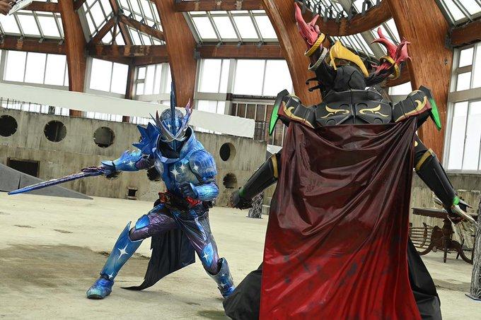 『仮面ライダーセイバー』第46話「さようなら、私の英雄。」