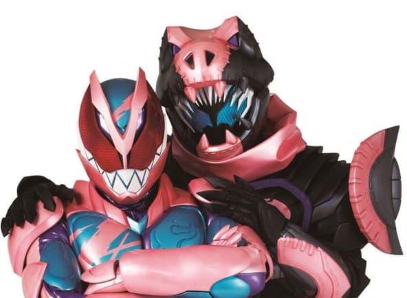 『仮面ライダーリバイス』マンモスの怪人・デッドマンと戦うリバイとバイスがコロコロオンラインで公開!いつも一緒^^