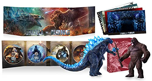 『ゴジラvsコング』Blu-ray・DVDが11月3日発売