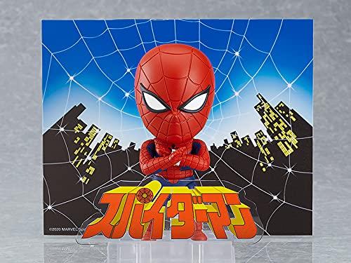 『スパイダーマン』東映TVシリーズ「ねんどろいど スパイダーマン(東映バージョン)」「ねんどろいどもあ レオパルドン」が予約開始