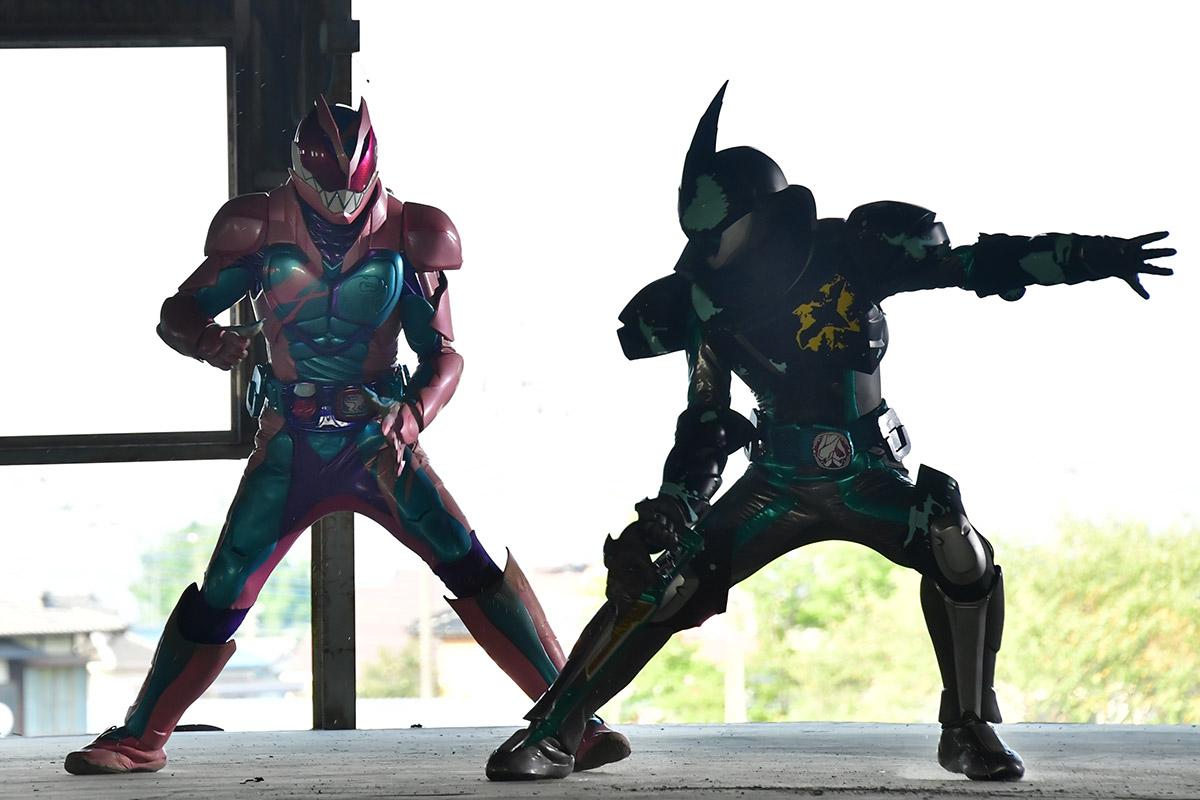 『仮面ライダーリバイス』第6話「エビルの正体!衝撃のショータイム!?」